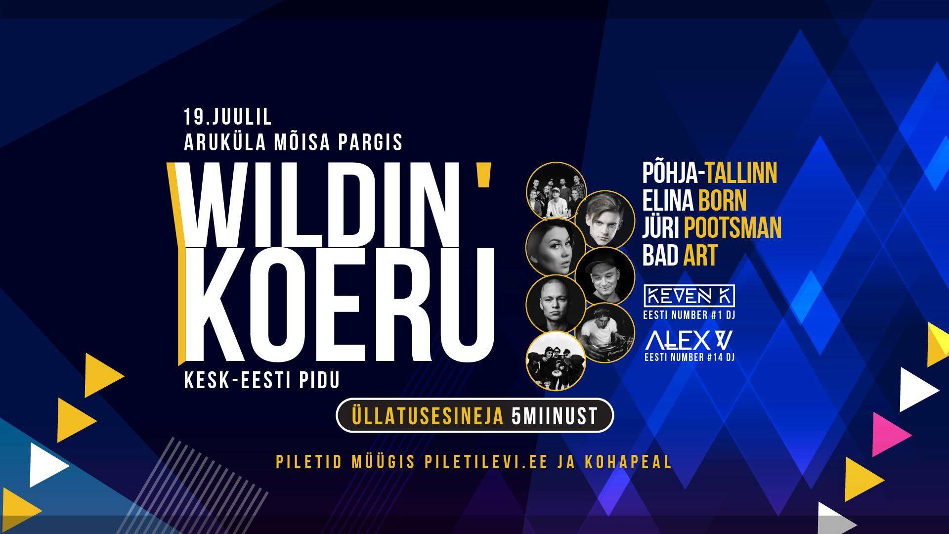 Wildin' Koeru 2019